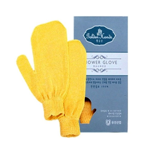 Patented Body Scrubs Glove