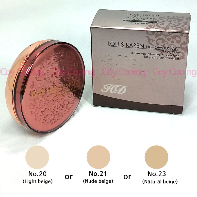 Hanbul Louis Karen HD Powder Pact 27g