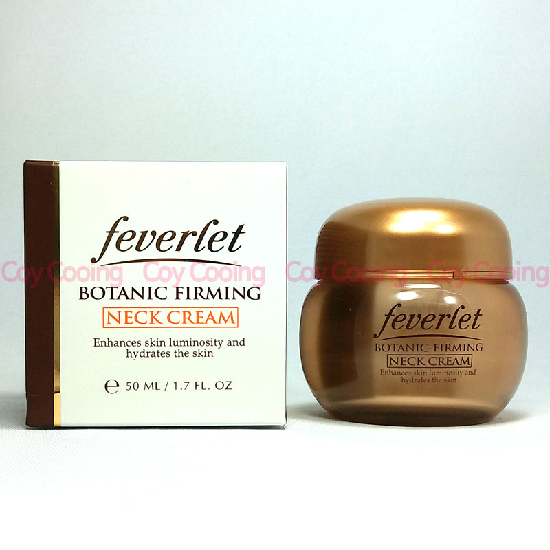 Charmzone Feverlet Botanic-Firming Neck Cream 50ml