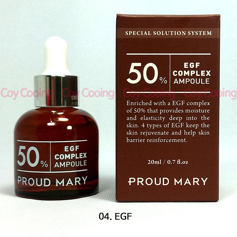 Proud Mary Patent EGF Complex Ampoule 20ml