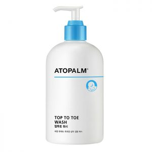 Atopalm Baby Top To Toe Wash 460ml
