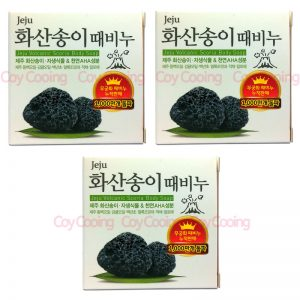 Mugunghwa Jeju Volcanic Scoria Body Soap (100g x 3P)
