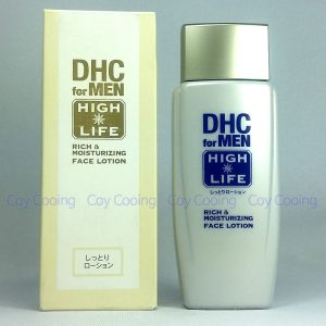 DHC For Men Rich & Moisturizing Face Lotion 150ml