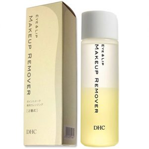 DHC Eye & Lip Makeup Remover 120ml