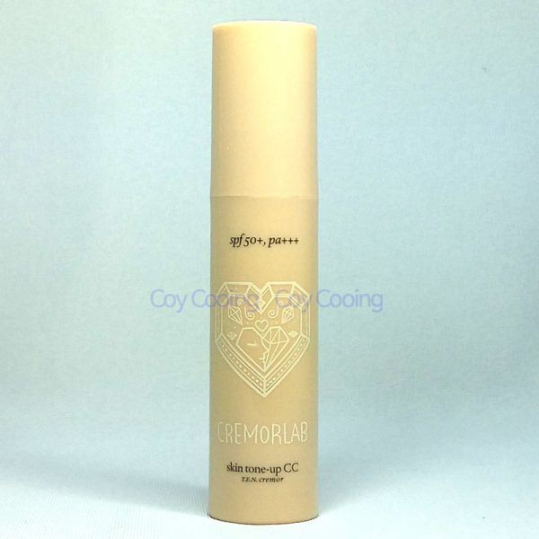 Cremorlab T.E.N. Cremor Skin Tone-Up CC 30ml SPF50+ PA+++
