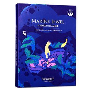 Shangpree Marine Jewel Hydrating Mask 30ml x 5ea