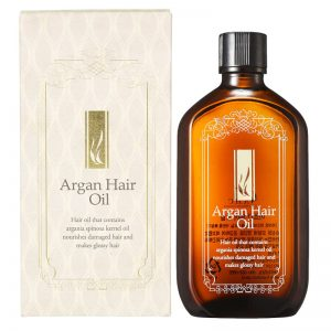 AHC Argan Hair Oil 110ml Damaged Care