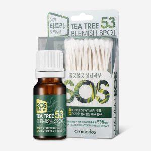 Aromatica Tea Tree 53 Blemish Spot 10ml