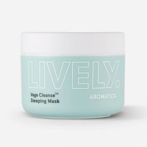 Aromatica Lively Vege Cleanse™ Sleeping Mask 100g
