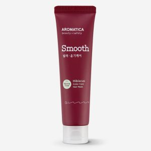 Aromatica Hibiscus Color Care Leave-in Hair Mask Pack 110ml