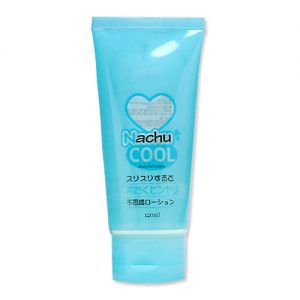 Nachu Cool Gel 120ml Body Massage Lotion