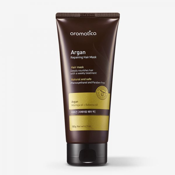 Aromatica Argan Repairing Hair Mask Pack 180g