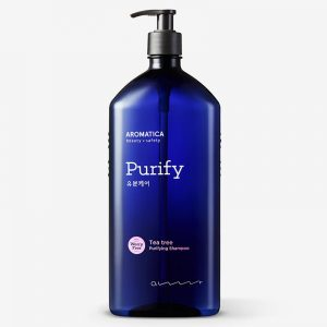 Aromatica Tea Tree Purifying Shampoo 400ml 900ml