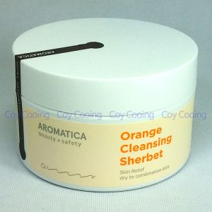 Aromatica Orange Cleansing Sherbet 180g Deep Cleanser
