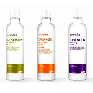 Aromatica Toner 375ml Rosemary Orange Lavender