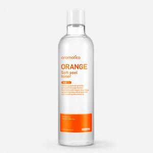 Aromatica Orange Soft Peel Toner 375ml
