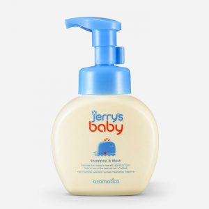 Aromatica Jerry's Baby Shampoo & Wash 300ml