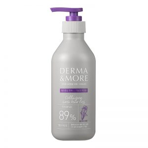 Aekyung Derma More Collagen Anti Hair Loss Shampoo 400ml