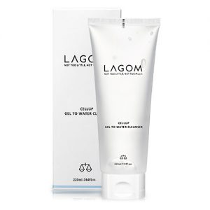 Lagom Cellup Gel To Water Morning Cleanser 220ml