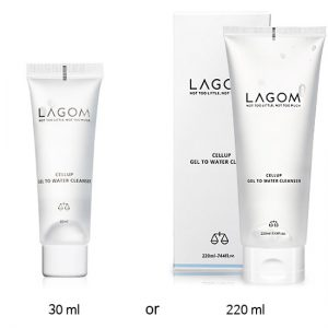 Lagom Cellup Gel To Water Morning Cleanser (30ml or 220ml)