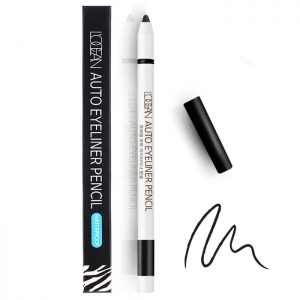L'ocean Airtight Auto Eyeliner Pencil 0.5g #01 Real Black