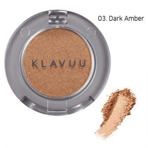 Klavuu Urban Pearlsation Shimmer Eyeshadow 1.8g Dark Amber