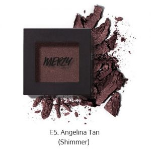 Merzy The First Eye Shadow E5. Angelina Tan