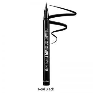 Dipodeur Drawing So Simple Eyeliner 0.5g Real Black