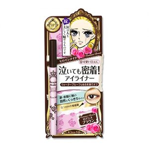 Kiss Me Heroine Make Smooth Liquid Eyeliner 0.4ml Brown
