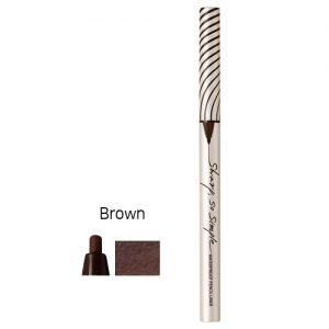 Clio Sharp So Simple Waterproof Pencil Liner 0.14g Brown