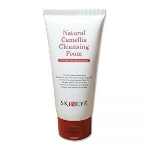 Skineye Natural Camellia Cleansing Foam 120ml