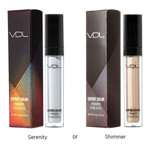 VDL Expert Color Primer For Eyes 6.5g (Serenity or Shimmer)