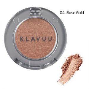 Klavuu Urban Pearlsation Shimmer Eyeshadow 1.8g Rose Gold