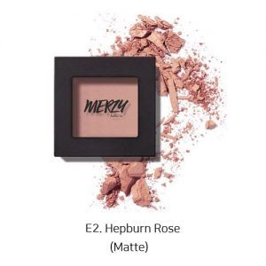 Merzy The First Eye Shadow E2. Hepburn Rose