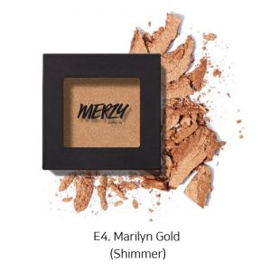 Merzy The First Eye Shadow E4. Marilyn Gold