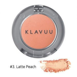 Klavuu Urban Pearlsation Essential Eyeshadow 1.9g Latte Peach