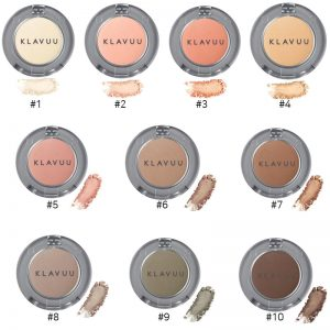 Klavuu Urban Pearlsation Essential Eyeshadow 1.9g