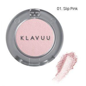 Klavuu Urban Pearlsation Shimmer Eyeshadow 1.8g Slip Pink