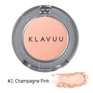 Klavuu Urban Pearlsation Essential Eyeshadow 1.9g Champagne Pink