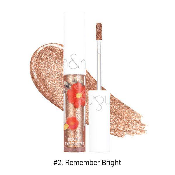 Romand X Marimond Bright Dot Eye Glitter 1.8g #2. Remember Bright