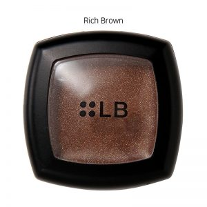 LB Glam Jelly Eyes Shadow 3.1g Rich Brown
