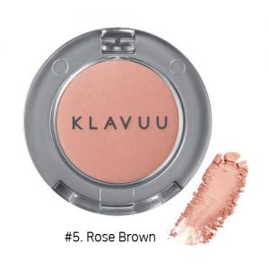 Klavuu Urban Pearlsation Essential Eyeshadow 1.9g Rose Brown