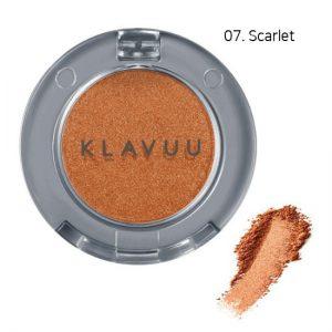 Klavuu Urban Pearlsation Shimmer Eyeshadow 1.8g Scarlet