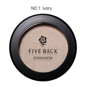 Five Back Eyeshadow 3.5g Ivory