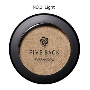 Five Back Eyeshadow 3.5g Light
