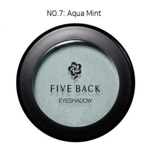 Five Back Eyeshadow 3.5g Aqua Mint