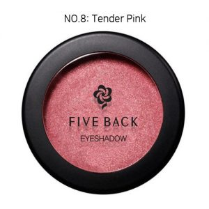 Five Back Eyeshadow 3.5g Tender Pink