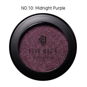 Five Back Eyeshadow 3.5g Midnight Purple