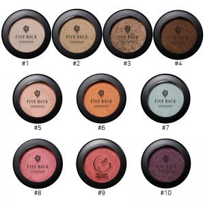 Five Back Eyeshadow 3.5g