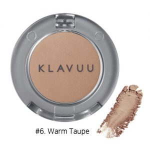 Klavuu Urban Pearlsation Essential Eyeshadow 1.9g Warm Taupe